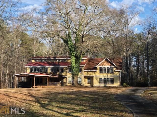 351 Longview Road, Fayetteville, GA 30214 (MLS #8721899) :: The Heyl Group at Keller Williams