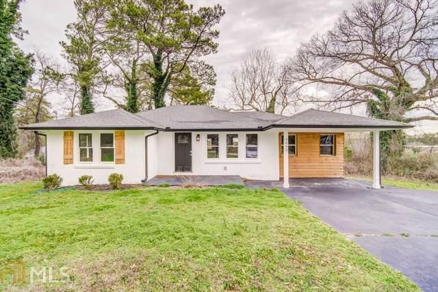 1690 Woodland Ave, Atlanta, GA 30315 (MLS #8722063) :: Buffington Real Estate Group