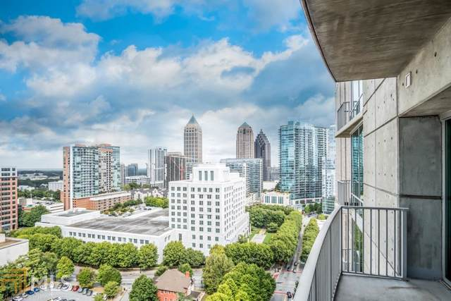 943 Peachtree St #1810, Atlanta, GA 30309 (MLS #8722132) :: Team Cozart