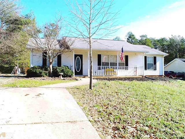 144 Arrowhead Dr, Lavonia, GA 30553 (MLS #8722133) :: Buffington Real Estate Group