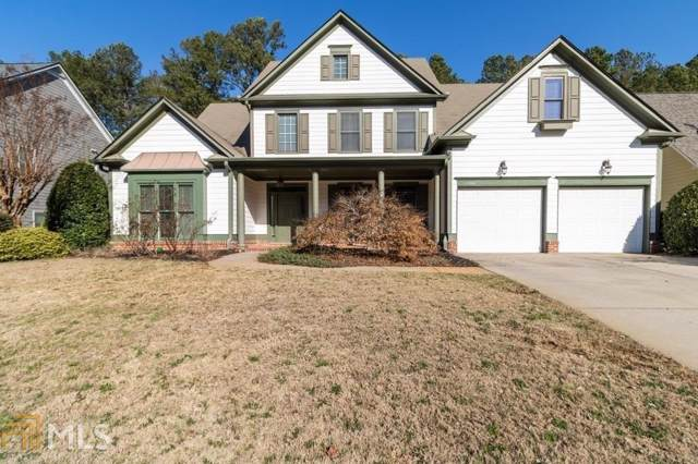 4362 Walnut Creek Dr, Kennesaw, GA 30152 (MLS #8722388) :: Buffington Real Estate Group