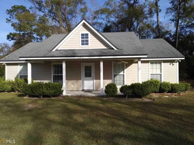 11991 Johnson St, St. George, GA 31562 (MLS #8722457) :: Buffington Real Estate Group