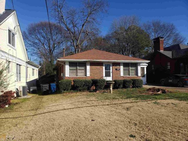 2580 Harris St, East Point, GA 30344 (MLS #8722484) :: Buffington Real Estate Group