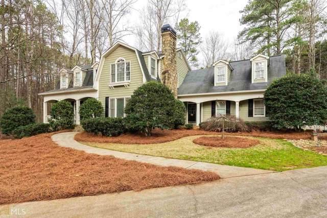 60 Old Hickory Ln, Powder Springs, GA 30127 (MLS #8722598) :: Buffington Real Estate Group