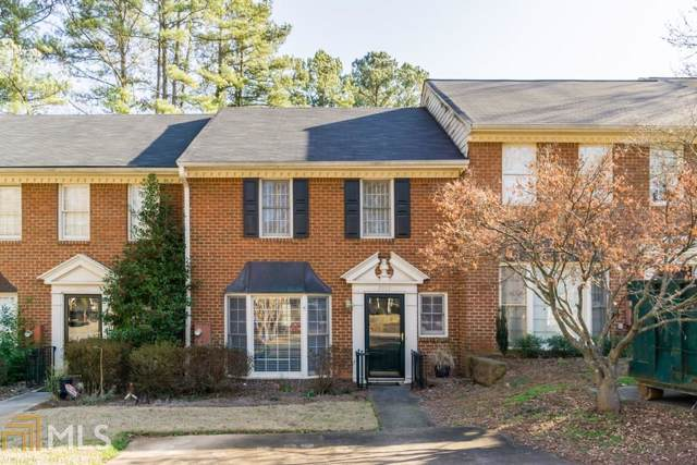 7919 Briar Villa Pl, Sandy Springs, GA 30350 (MLS #8722606) :: RE/MAX Eagle Creek Realty