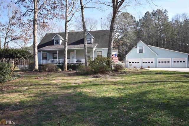 204 Carl Parker Rd, Hampton, GA 30228 (MLS #8722681) :: Buffington Real Estate Group