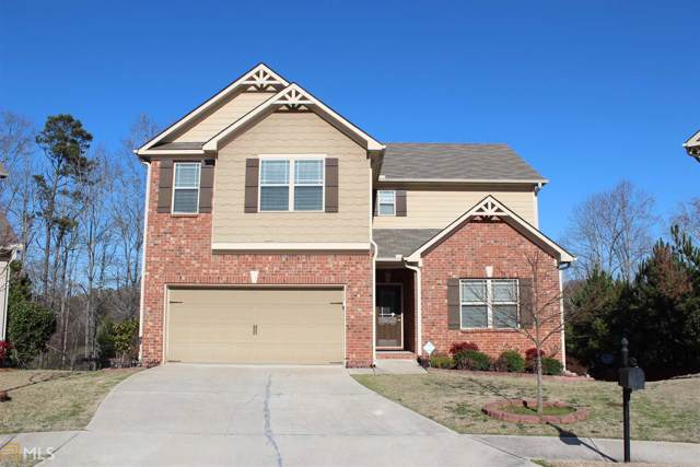 1366 Castleberry Dr #17, Buford, GA 30518 (MLS #8722689) :: Buffington Real Estate Group