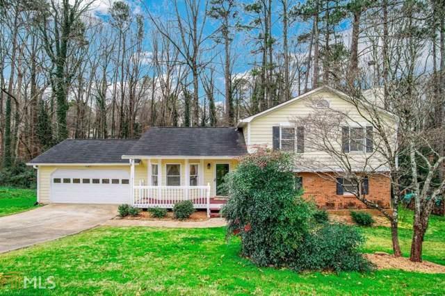 703 Cedar Valley Trce, Lawrenceville, GA 30043 (MLS #8722695) :: Buffington Real Estate Group