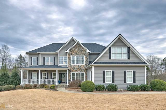 4609 Broken Arrow Path, Gainesville, GA 30506 (MLS #8722725) :: Buffington Real Estate Group