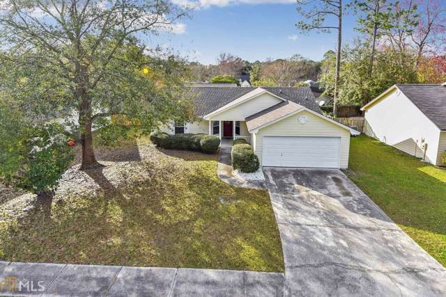 311 Mcqueen Circle, Saint Marys, GA 31558 (MLS #8722824) :: Military Realty