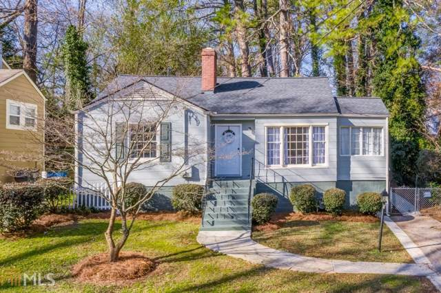 2841 Pearl St, East Point, GA 30344 (MLS #8722886) :: Buffington Real Estate Group