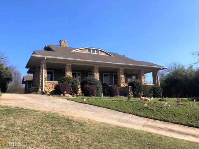 36 College Ave, Elberton, GA 30635 (MLS #8722903) :: Anita Stephens Realty Group