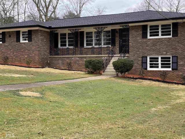1723 Glenhaven Cir, Decatur, GA 30035 (MLS #8722949) :: RE/MAX Eagle Creek Realty