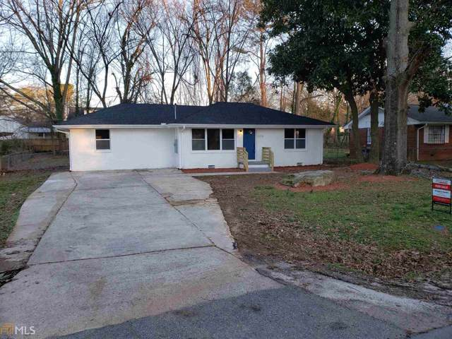5604 Pineridge, Forest Park, GA 30297 (MLS #8723009) :: Buffington Real Estate Group