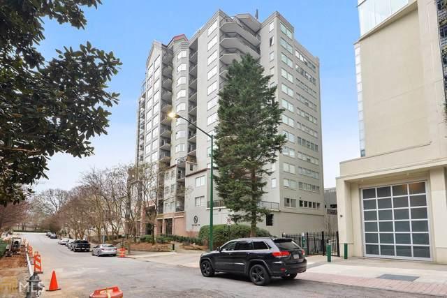 275 13th St #1104, Atlanta, GA 30309 (MLS #8723089) :: Buffington Real Estate Group