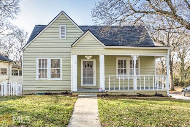 1732 Ware Ave, East Point, GA 30344 (MLS #8723098) :: Buffington Real Estate Group