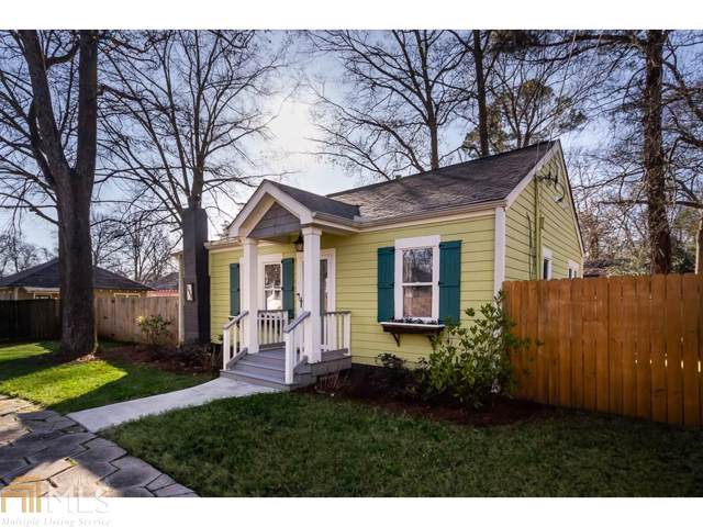 898 Mayland Ave, Atlanta, GA 30310 (MLS #8723102) :: Athens Georgia Homes