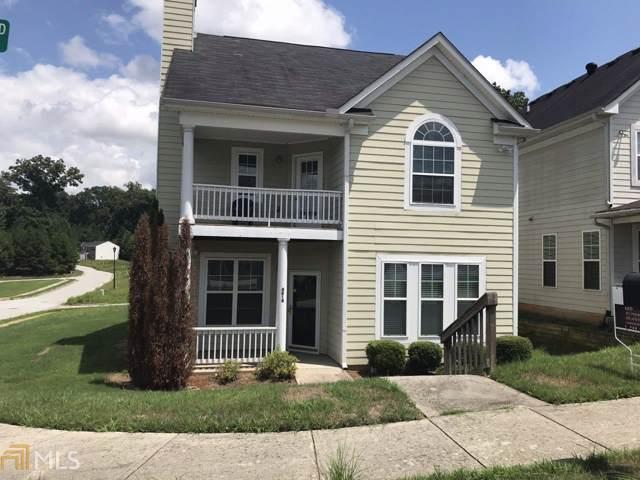 4814 Westgate Blvd, Atlanta, GA 30349 (MLS #8723140) :: Buffington Real Estate Group