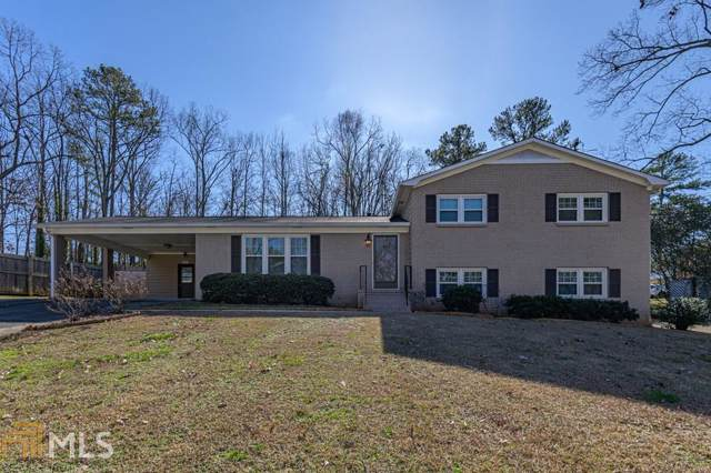 4 Westlyn Dr, Rome, GA 30165 (MLS #8723365) :: The Realty Queen Team