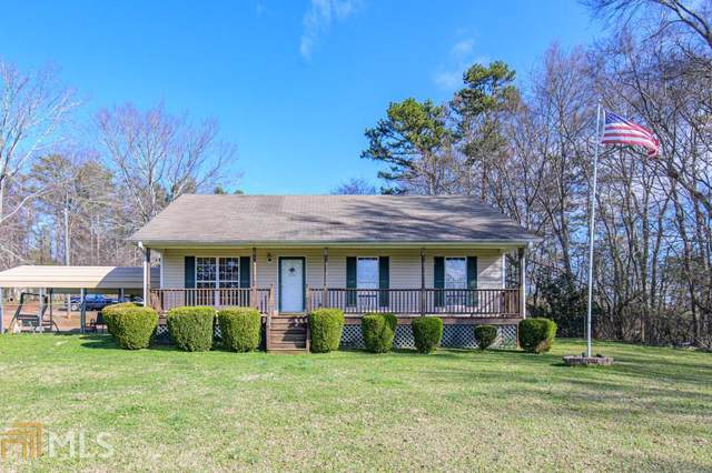 1853 Chulio Rd, Rome, GA 30161 (MLS #8723419) :: Bonds Realty Group Keller Williams Realty - Atlanta Partners