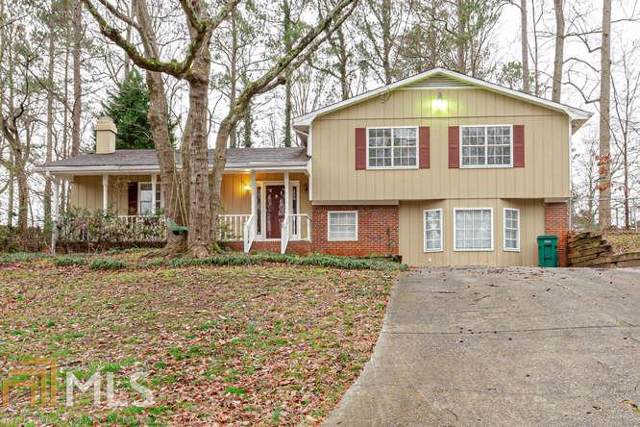 860 Green Forest Dr, Smyrna, GA 30082 (MLS #8723437) :: Military Realty