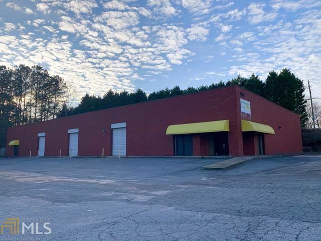 1380 Capital Cir, Lawrenceville, GA 30043 (MLS #8723456) :: Buffington Real Estate Group
