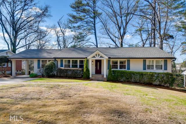 1920 Forest Green Dr, Atlanta, GA 30329 (MLS #8723468) :: Bonds Realty Group Keller Williams Realty - Atlanta Partners