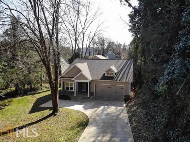 148 Arcadia, Dahlonega, GA 30533 (MLS #8723497) :: Buffington Real Estate Group