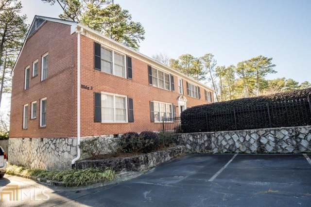 3669 Peachtree Road 3D, Atlanta, GA 30319 (MLS #8723510) :: Rich Spaulding