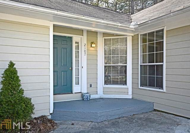2107 Sandtree Ct, Atlanta, GA 30331 (MLS #8723531) :: Bonds Realty Group Keller Williams Realty - Atlanta Partners