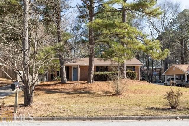 208 Wynnmeade Pkwy, Peachtree City, GA 30269 (MLS #8723539) :: Bonds Realty Group Keller Williams Realty - Atlanta Partners