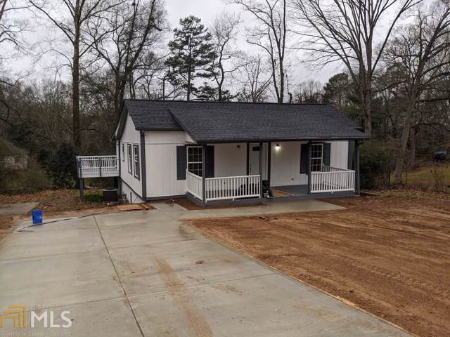 249 Crescent Drive, Gainesville, GA 30501 (MLS #8723575) :: Bonds Realty Group Keller Williams Realty - Atlanta Partners