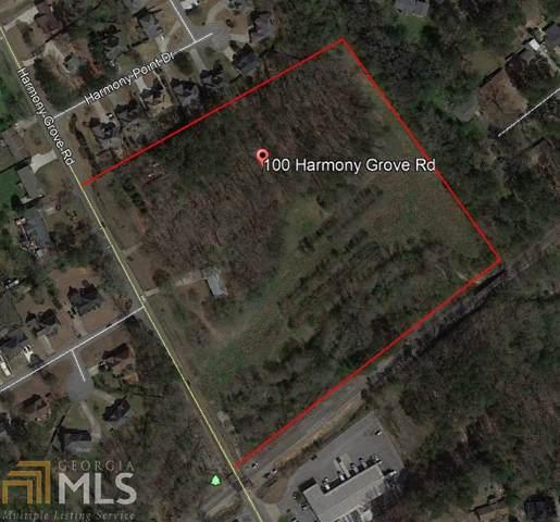 100 Harmony Grove Rd, Lilburn, GA 30047 (MLS #8723677) :: Buffington Real Estate Group
