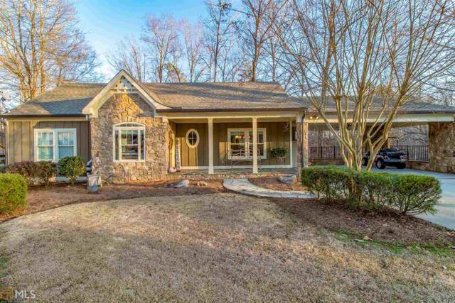 100 Blue Ridge Pl, Lavonia, GA 30553 (MLS #8723697) :: Bonds Realty Group Keller Williams Realty - Atlanta Partners
