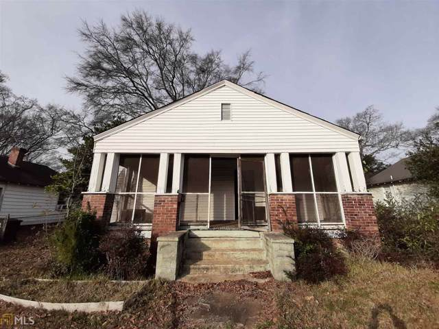 217 Wesley Ave, Thomaston, GA 30286 (MLS #8723763) :: Buffington Real Estate Group