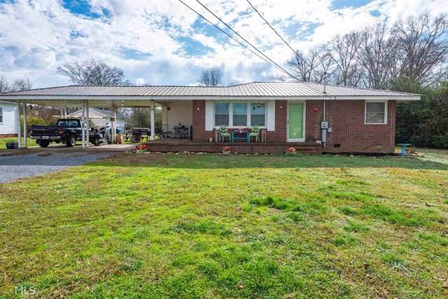 126 Cherry St, Adairsville, GA 30103 (MLS #8723774) :: Buffington Real Estate Group