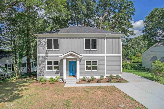 1768 Cecilia Dr, Atlanta, GA 30316 (MLS #8723831) :: Buffington Real Estate Group