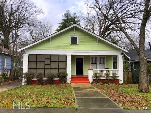 1351 Saint Michael Ave, East Point, GA 30344 (MLS #8723886) :: Buffington Real Estate Group
