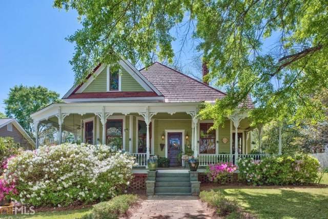 260 East Washington St, Madison, GA 30650 (MLS #8723892) :: Athens Georgia Homes