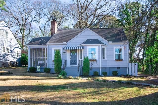2648 Harris Street, East Point, GA 30344 (MLS #8723915) :: Buffington Real Estate Group