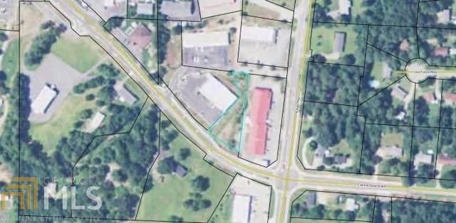 6040 Central Church Rd, Douglasville, GA 30135 (MLS #8723931) :: Rettro Group