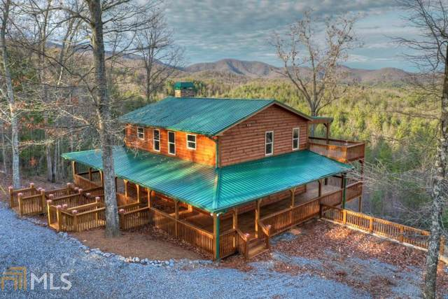 252 Flagpole Cir, Ellijay, GA 30540 (MLS #8723942) :: Rettro Group