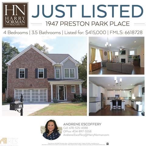 1947 Preston Park, Decatur, GA 30032 (MLS #8723943) :: Buffington Real Estate Group