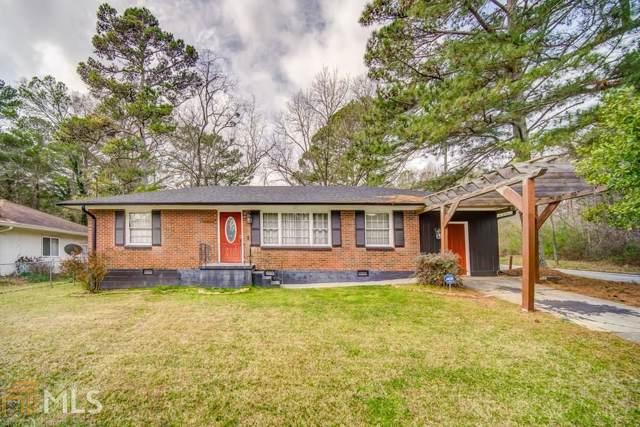 2407 Antwerp Drive, Atlanta, GA 30315 (MLS #8723949) :: Athens Georgia Homes