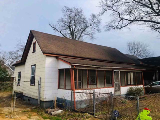 360 Dubose Ave, Athens, GA 30601 (MLS #8723960) :: Buffington Real Estate Group