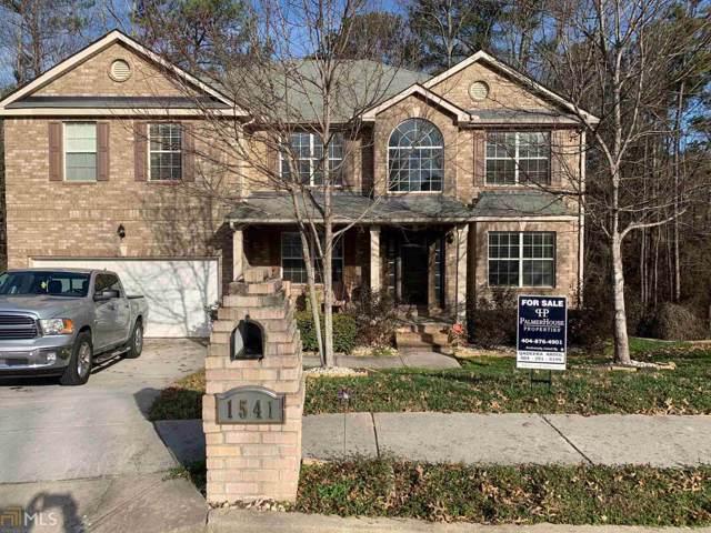 1541 Evergreen Hollow Ln, Conyers, GA 30012 (MLS #8723966) :: Bonds Realty Group Keller Williams Realty - Atlanta Partners