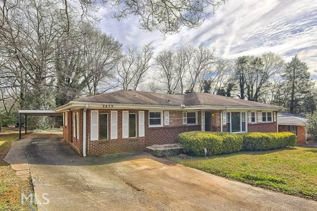 2429 Tilson Rd, Decatur, GA 30032 (MLS #8724017) :: Buffington Real Estate Group