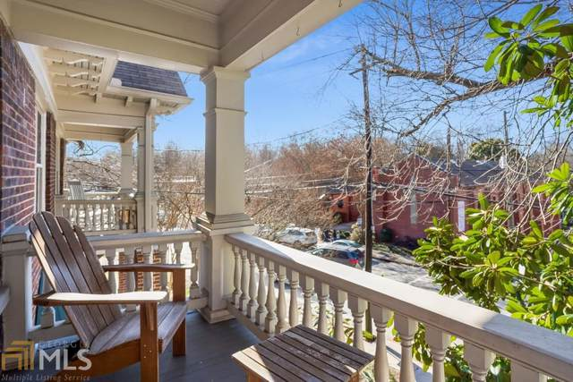1071 N Highland Ave #8, Atlanta, GA 30306 (MLS #8724036) :: Buffington Real Estate Group