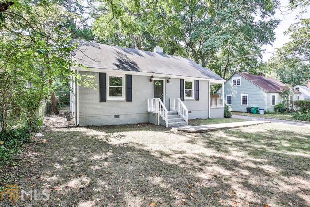 1887 Cannon St, Decatur, GA 30032 (MLS #8724046) :: RE/MAX Eagle Creek Realty