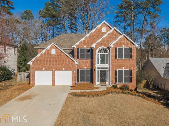 3715 Mcclure Woods Dr, Duluth, GA 30096 (MLS #8724048) :: Keller Williams Realty Atlanta Partners